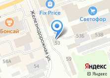 Компания «Гранит Карелии» на карте