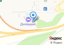Компания «Дилижанс» на карте