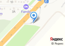 Компания «АЗС на ул. Федеральная трасса М4 1047 км» на карте