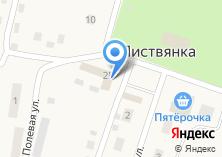 Компания «Лесок продуктовый магазин» на карте