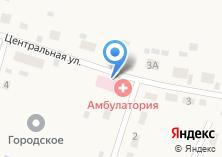 Компания «Листвянская амбулатория» на карте