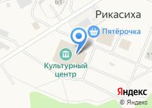 Компания «Межпоселенческая центральная библиотека Приморского района» на карте