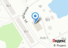 Компания «Почтовое отделение связи №44» на карте