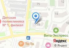 Компания «Новый дом» на карте