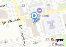 Компания «АртСтройМонтаж» на карте