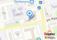 Компания «Центр реставрации и строительства» на карте