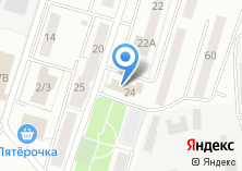 Компания «Специалист+» на карте