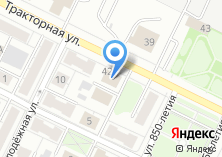 Компания «ГРУППА КОМПАНИЙ АВТОЛИГА33» на карте