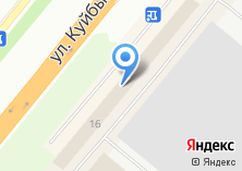 Компания «*жилстройпроект*» на карте