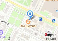 Компания «ТЭЗиСПроект» на карте