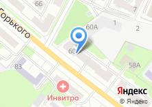 Компания «Центр риэлторских услуг» на карте
