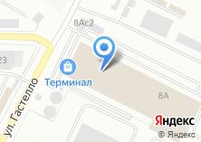 Компания «ФронтМастер» на карте