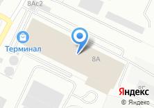 Компания «MIF» на карте