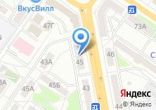 Компания «Иделизи» на карте