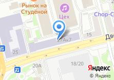 Компания «ТЕХНNКА» на карте