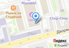 Компания «ВЗПО ТЕХНNКА» на карте