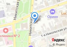 Компания «Анмакс» на карте
