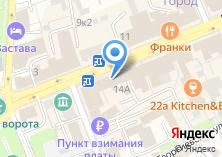Компания «СК Княжедворье» на карте