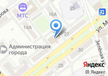 Компания «Профи единая служба недвижимости» на карте