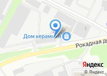 Компания «Базальт» на карте