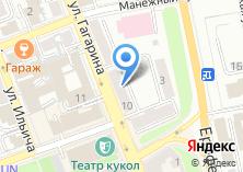 Компания «РЕАЛ» на карте