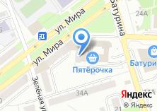Компания «Камешковский лесомбинат» на карте
