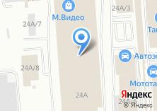 Компания «Фаянс-сан» на карте