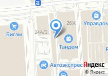 Компания «Сантехкомфорт-Владимир» на карте