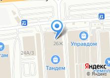 Компания «Сантехтрейд» на карте