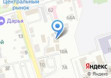 Компания «Стройкомплекс Плюс» на карте