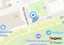 Компания «Златоуст» на карте