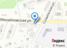 Компания «Политерм» на карте