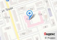 Компания «Городская больница №4» на карте