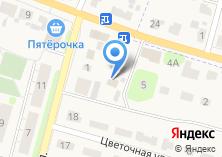 Компания «На Цветочной» на карте