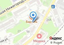 Компания «Промальп.Эксперт» на карте