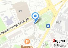 Компания «СК Мастер» на карте