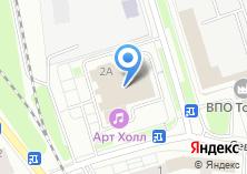 Компания «Хотта Элемент» на карте