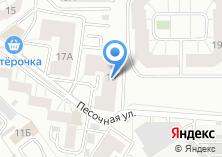 Компания «Строймастер-2» на карте