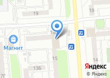 Компания «Парфюм33» на карте
