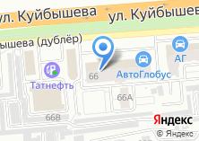 Компания «Современные Технологии Групп» на карте