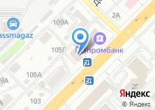 Компания «РАРОК» на карте