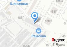Компания «КИТ-Клининг» на карте