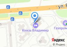 Компания «Вис» на карте