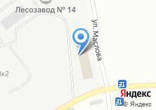 Компания «Медпункт» на карте