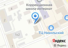Компания «АРХЭНЕРГОАУДИТ» на карте