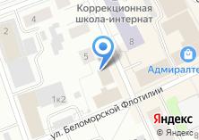 Компания «Деревянный город» на карте