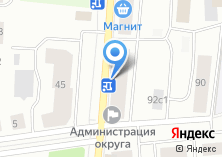 Компания «Одномандатный избирательный округ для проведения выборов депутатов Архангельской городской Думы №12» на карте