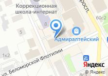 Компания «Encode» на карте