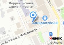 Компания «АТК» на карте