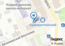 Компания «Идеальная фигура» на карте